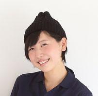 今週のツナガール NO.22  かぎ針編み教室 ポンポネ主宰 岸川美奈子(きしかわみなこ) さん