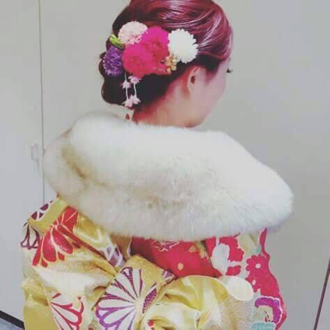 【4/1(土)2(日)はFACEで成人式お着物展示会を開催します!】