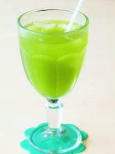アイス緑茶