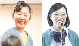 【8/4七夕おやこらうんじミニステージご紹介・歌とクラリネット♪】