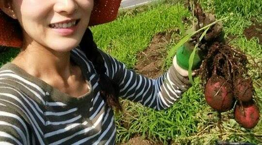 今週のツナガールNO.10 マツエクサロン lily代表・野菜お米販売 oonofarm 大野友梨さん