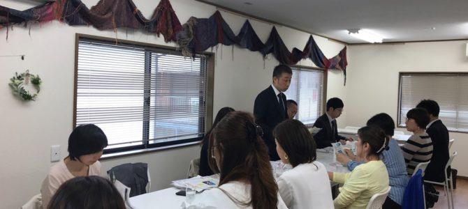 【開催報告】4/24 チラシ作成基礎講座&会員交流会を開催しました!