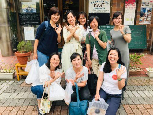 【開催報告】第二回ツナツアー〜所沢で秋の味覚を楽しむぶどう狩りとランチ交流会!